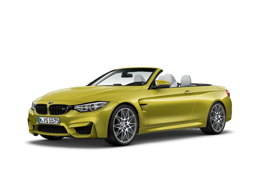 BMW BMW M4 Competition Convertible